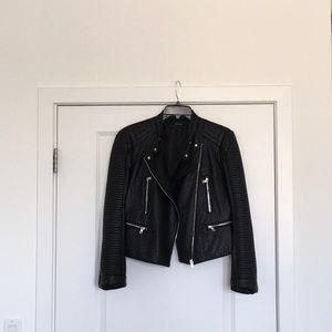 NWOT Zara Moto Jacket